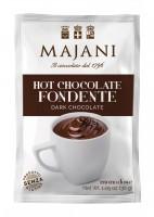 Hot Chocolate -Fondente, Trinkschokoladenpulver, Zartbitter, Display mit 25 Einzelportionen a 30g-C