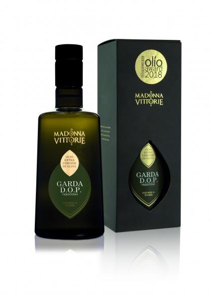 Olivenöl 250ml Olio Extra Vergine Garda DOP , Madonna Delle Vittorie