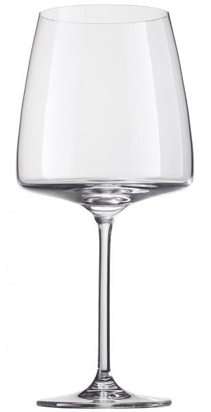 Weinglas SENSA Schott Zwiesel- Samtig und Üppig - 6er Set - mit Eichstrich