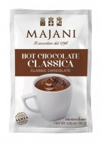 Hot Chocolate - Classic, Trinkschokoladenpulver, Display mit 25 Einzelportionen a 30g