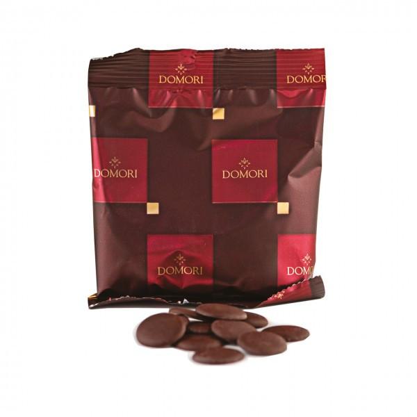 Schokoladentropfen, single origin Schokolade, Gastropak mit 50 Stück a 47g,
