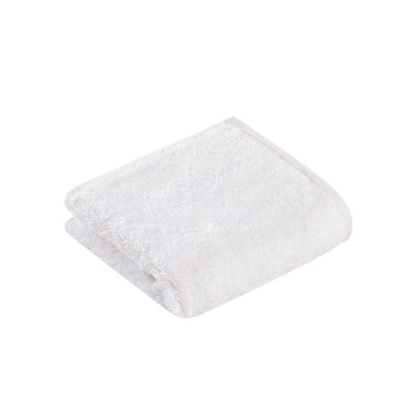 Badehandtuch 67x140 cm, 2 Stück, VOSSEN New Generation, weiß
