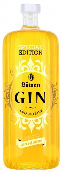 Löwen Leo Nobile Gin, 40% Vol. 0,7 Liter
