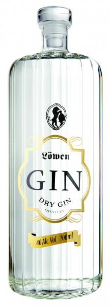 Löwen Dry Gin, 40% Vol. 0,7 Liter