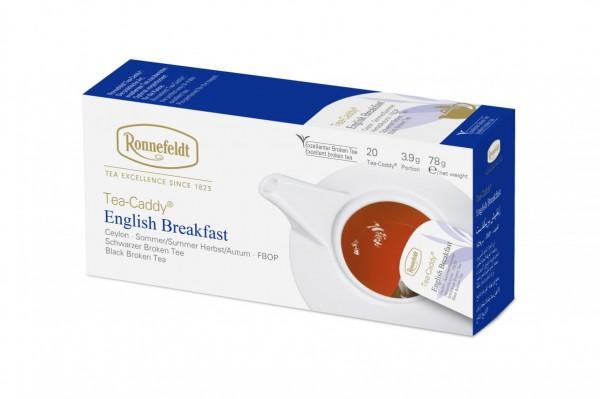 Ronnefeldt Tea-Caddy Englisch Breakfast, 5 x 20 Portionen