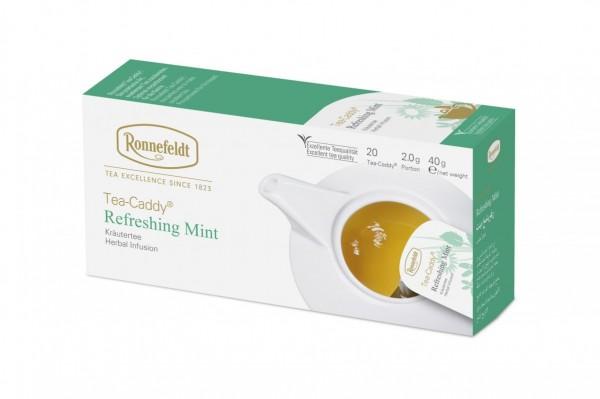 Ronnefeldt Tea-Caddy Refreshing Mint, 5 x 20 Portionen