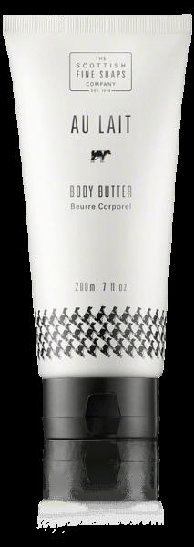 AU LAIT Body Butter Tube 200 ml