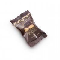 Schokoladenhäppchen mit ganzen Nüssen, Edelbitter-Haselnuss, 500 g