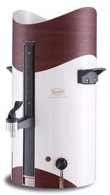 Heißwassergerät Bravilor Bonamat Designverkleidung Mahagoni-weiß