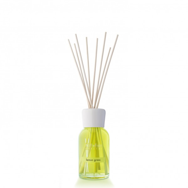 Millefiori Duftdiffuser 250ml Lemon Grass, Natural Fragrances, 1 Stück