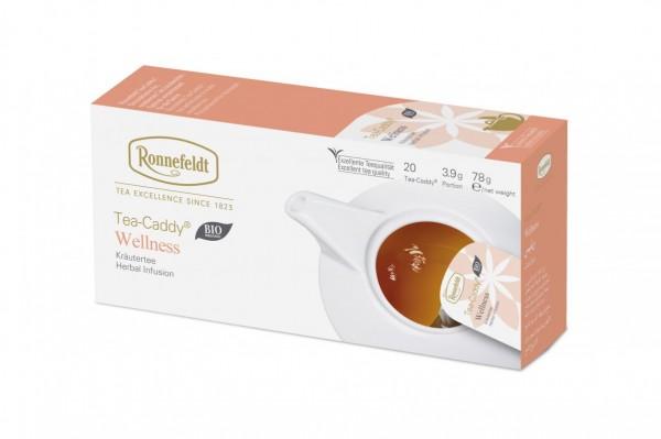 Ronnefeldt Tea-Caddy Wellness, 5 x 20 Portionen