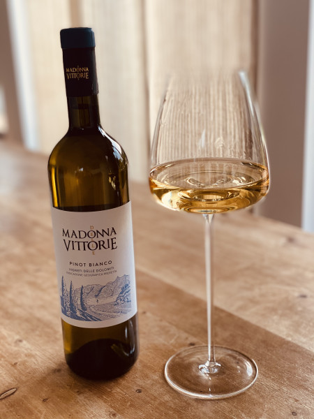 Madonna delle Vittorie Pinot Bianco 2019