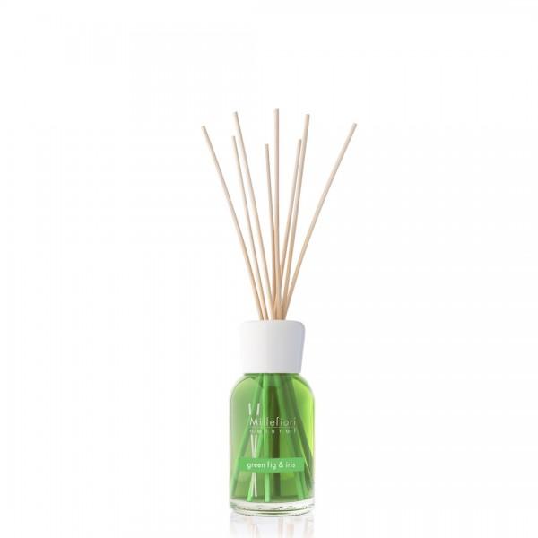 Millefiori Duftdiffuser 250ml Green fig & Iris, Natural Fragrances, 1 Stück