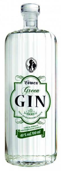 Löwen Green Gin, 40% Vol. 0,7 Liter