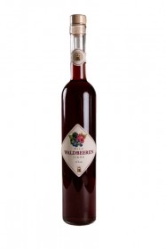 Wild Waldbeeren Likör 16,0 % vol. - Flasche 0,5 Liter