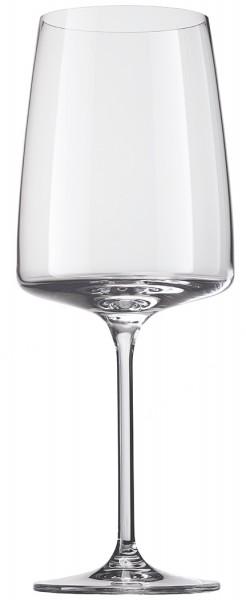 Weinglas SENSA Schott Zwiesel- Kraftvoll und Würzig - 6er Set - mit Eichstrich
