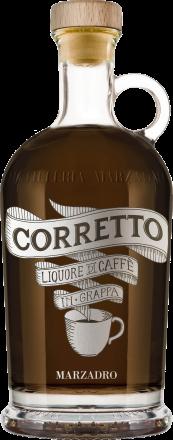 Marzadro CORRETTO LIQUORE DI CAFFE, 0,7 Liter