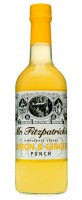 Lemon & Ginger Punch, Fruchtsirup aus England, 500ml
