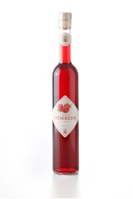 Wild Himbeer Likör 16,0 % vol. - Flasche 0,5 Liter