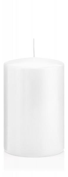 Wiedemann Flachkopf-Kerzen getaucht, weiß, 16 Stück, 120x60 mm